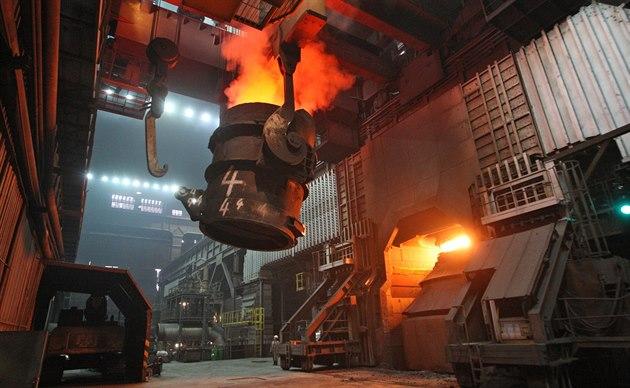 Hutě se bály o ochranné kvóty na dovoz oceli, EU je nakonec prodloužila