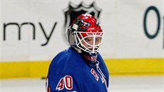 Chris Holt v brance New Yorku Rangers