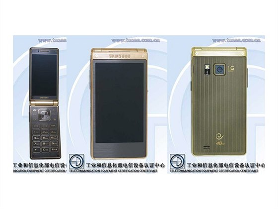 Samsung Galaxy Golden 2
