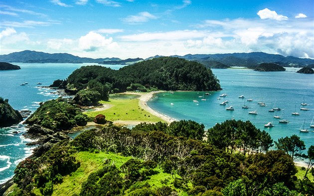 Novy Zeland Utok Photo: Nový Zéland: Deset Nejhezčích Míst, Která Musíte Vidět