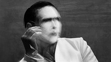 Marilyn Manson (z obalu alba The Pale Emperor)