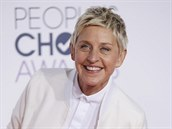 Ellen DeGeneresová na People's Choice Awards (Los Angeles, 7. ledna 2015)