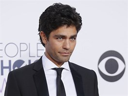 Adrian Grenier na People's Choice Awards (Los Angeles, 7. ledna 2015)