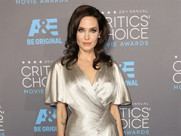 Angelina Jolie (Los Angeles, 15. ledna 2015)