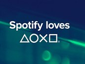 Spotify míří na PlayStation