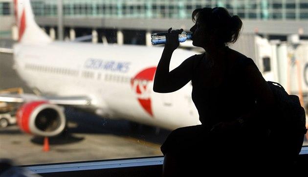 Pražské letiště hlásí rekordní leden, únor však asi bude o něco slabší