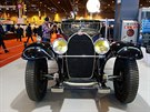 Autosalon veteránů Retromobile 2015