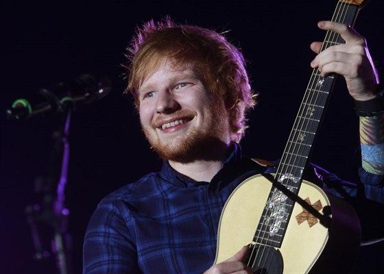 Dva Nove Singly Eda Sheerana Trhaji Rekordy Deska Bude V Breznu