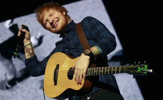Ed Sheeran Vystoupi Na Koncerte Praze Idnes Cz