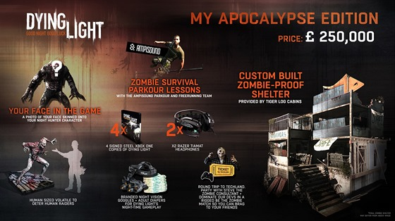 Dying Light - My Apocalypse edice