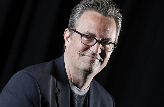 Matthew Perry (New York, 17. února 2015)