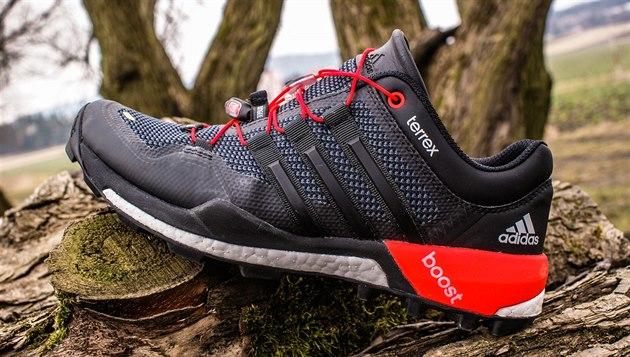 84ce916801f Adidas Terrex boost přináší premiéru tlumicí směsi ...
