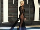 Rita Ora arrives at the 2015 Vanity Fair Oscar Party in Beverly Hills
