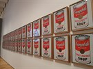 Andy Warhol: Campbell's Soup Cans