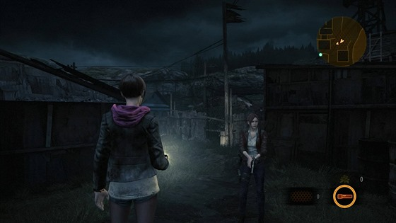 Resident Evil Revelations 2 - Contemplation
