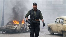 Chuck Norris ve filmu Expendables 2