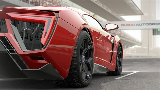Project CARS - Lykan Hypersport