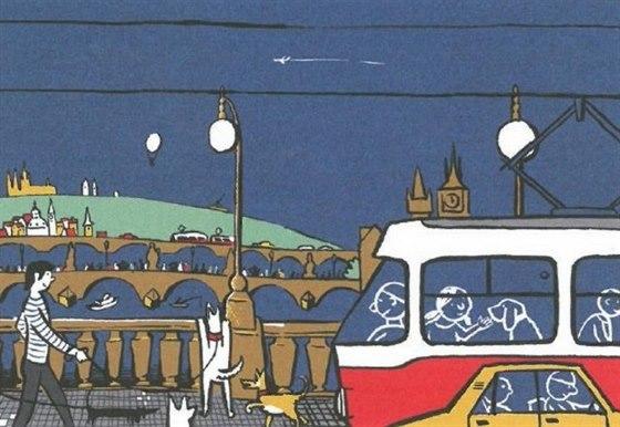 V Kreslene Abecede Mest Dostala Praha Prednost Pred Parizi Idnes Cz