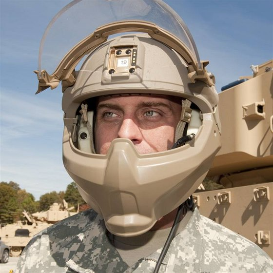 Conformal Integrated Headgear System