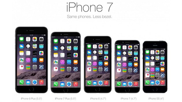 iphone 6 cena př 237 št 237 telefon apple bude iphone 7 ten větš 237 pozn 225 11304