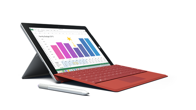 Surface od Microsoftu
