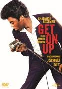 Get On Up - Příběh Jamese Browna (obal DVD)