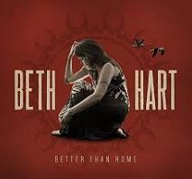 Beth Hart: Better Than Home (obal alba)