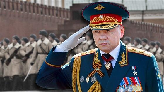 Sergej Šojgu: rošťák ze země šamanů, který velí Putinově armádě - iDNES.cz