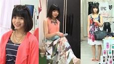 Blogerka Míša nám předvedla tři outfity v jarním duchu. 51afebb45f