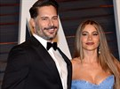 Joe Manganiello a Sofia Vergara (Los Angeles, 23. února 2015)