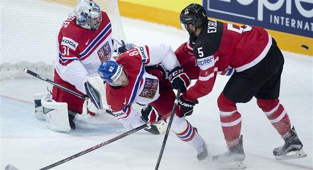 Podaří se čechům porazitt Kanadu podruhé za sebou?