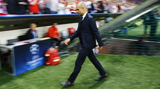 Ich fahre nach England, die Atmosphäre ist verlockend, gab Guardiola zu. Wer wird ihn fangen?