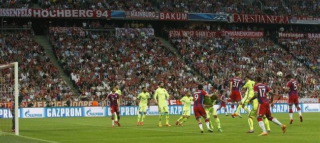 Těžké pro nás, ale i pro Bayern, ví před hitem Ligy mistrů kouč Barcelony
