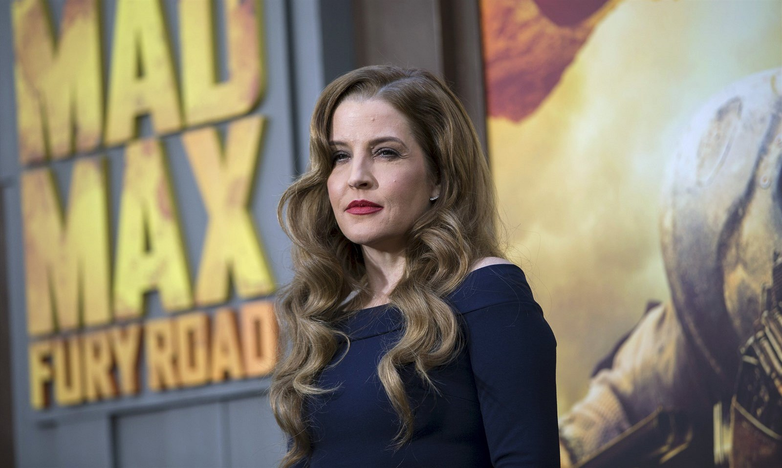 Lisa Marie Presley (Los Angeles, 7. května 2015)