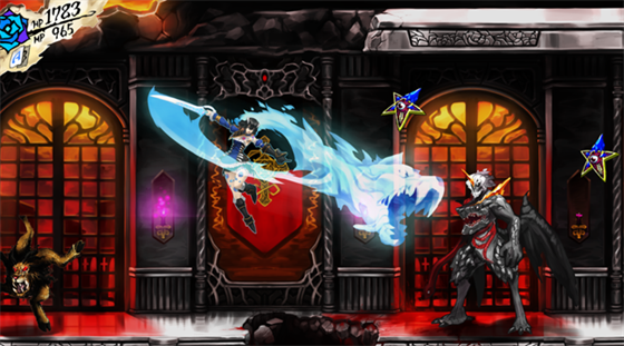 Ilustrace k projektu Bloodstained