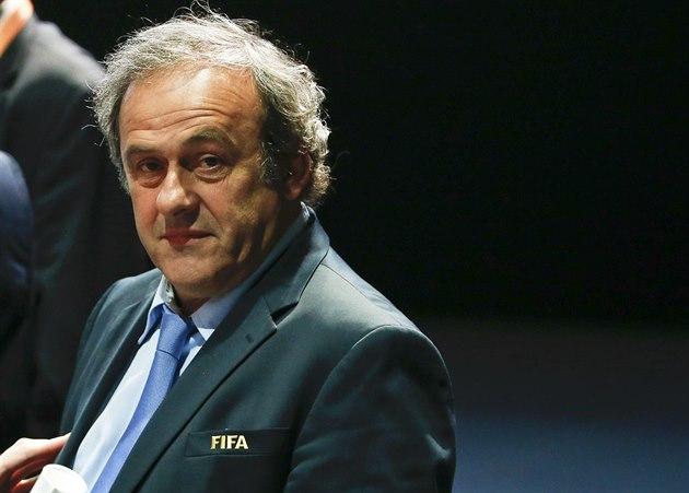 Porušil Platini zákaz? Pro nás nepracuje, tvrdí fotbalové Fifpro