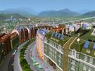 Cities: Skylines - evropská architektura