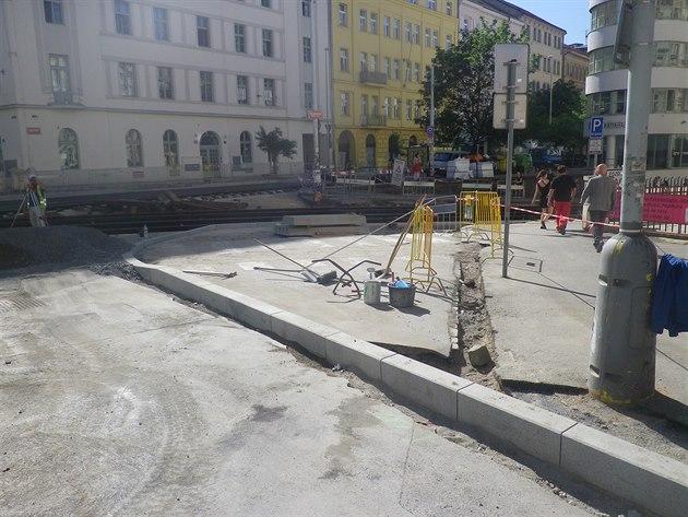 Z Bělehradské ulice bude bulvár. Opravy přijdou na 120 milionů ... 39b83934b5f