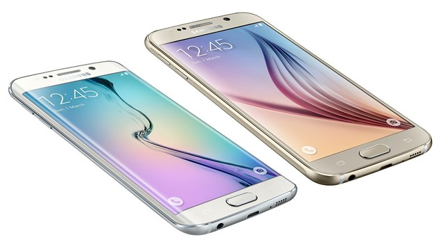 Samsung Galaxy S6 a S6 edge