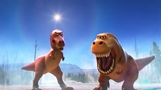 Trailer k filmu Good Dinosaur