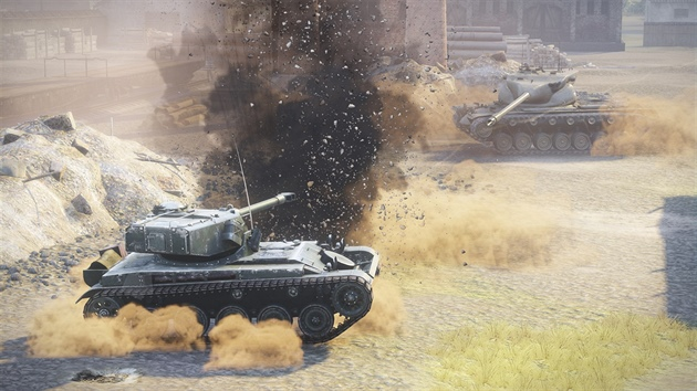 World of Tanks (Xbox One)