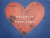 Obálka singlu Coldplay True Love