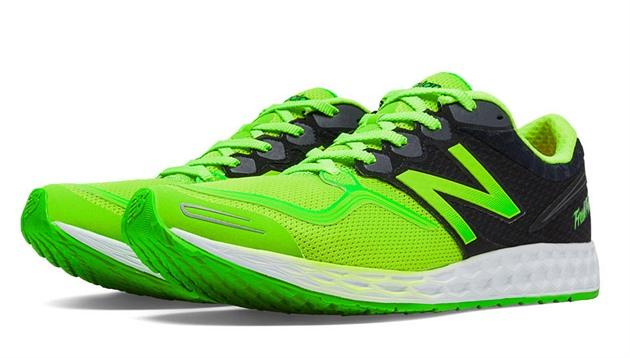New Balance FreshFoam Zante - lehká a dynamická tempová bota pro běžce s. b6b99ab03b