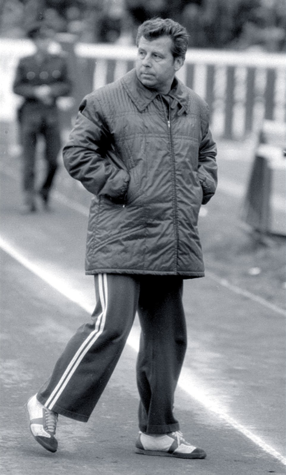 Fotogalerie B½val½ reprezentant Josef Masopust v pozici