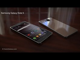 Samsung Galaxy Note 5 (koncept)