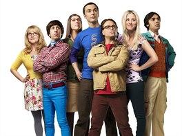 Prima přichystala nejnovější sérii sitcomu Teorie velkého třesku.