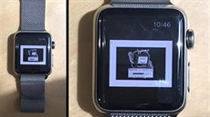 Mac OS 7.5.5 na Apple Watch
