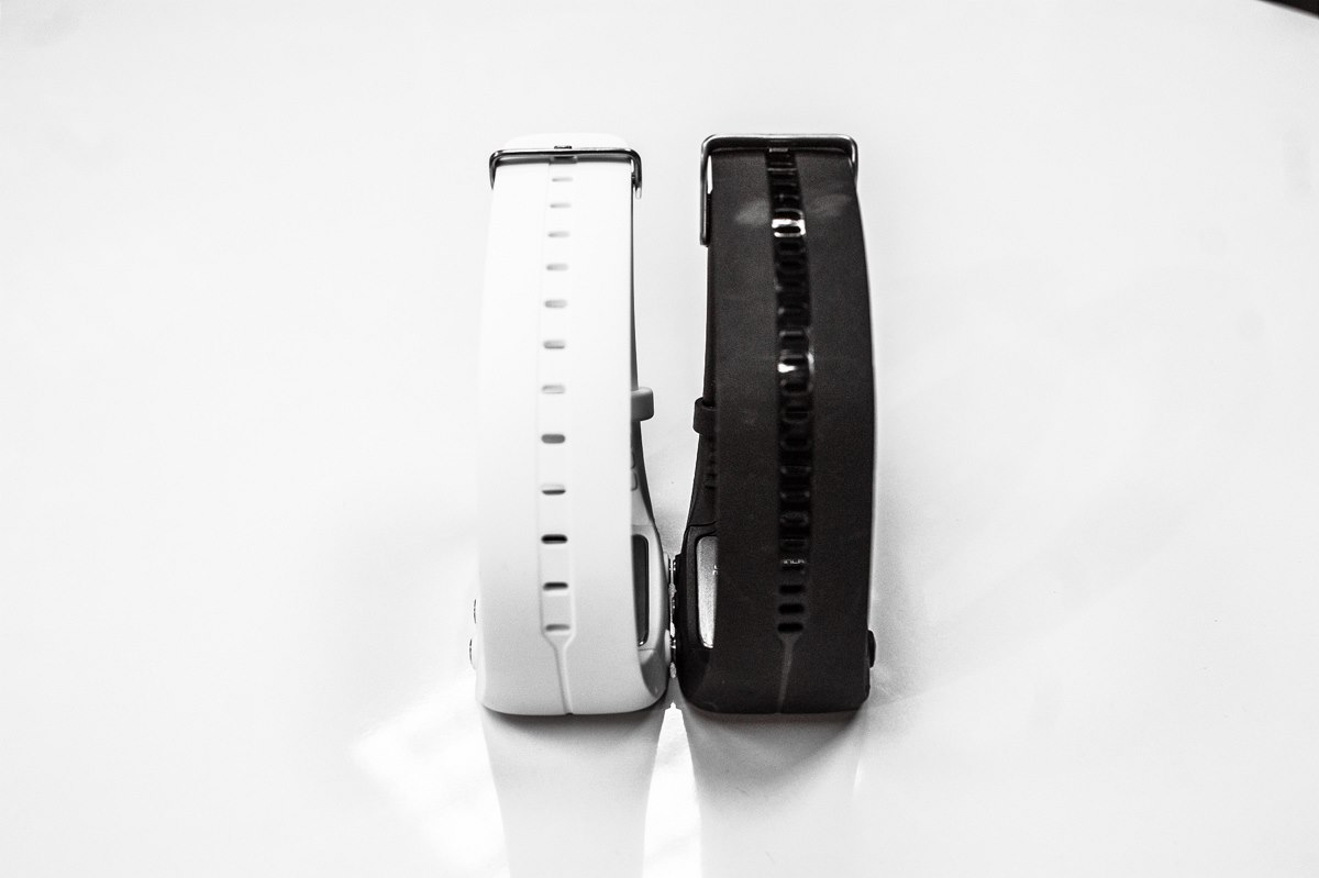 TEST  Polar M400 - Jediný rozdíl mezi bílou a černou variantou je kromě  barvy i c94958fe077