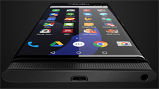 BlackBerry Venice s Androidem