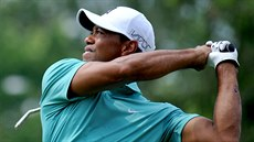 Tiger Woods na turnaji Greenbrier Classic
